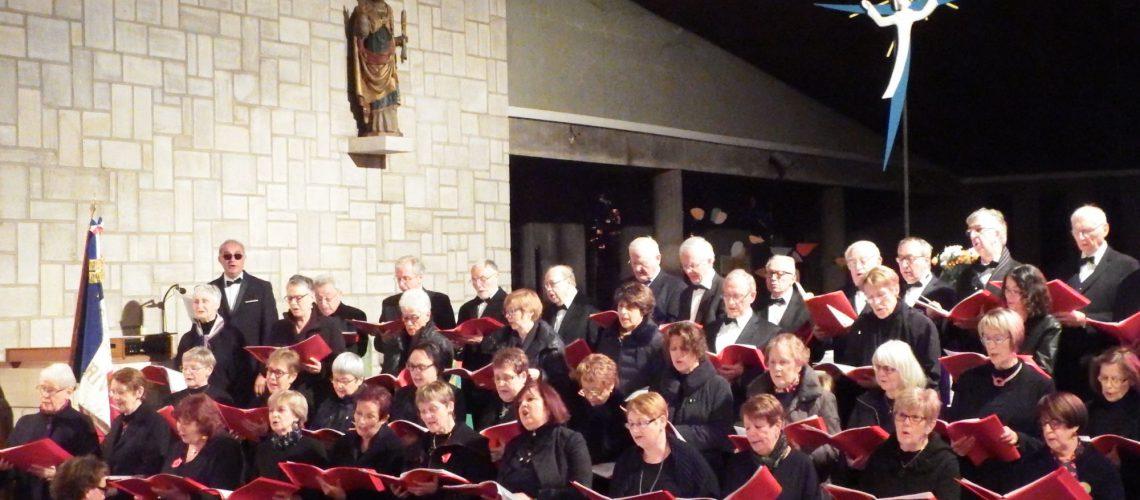 Concert commémoratif de la guerre 1914-1918 à Rivery