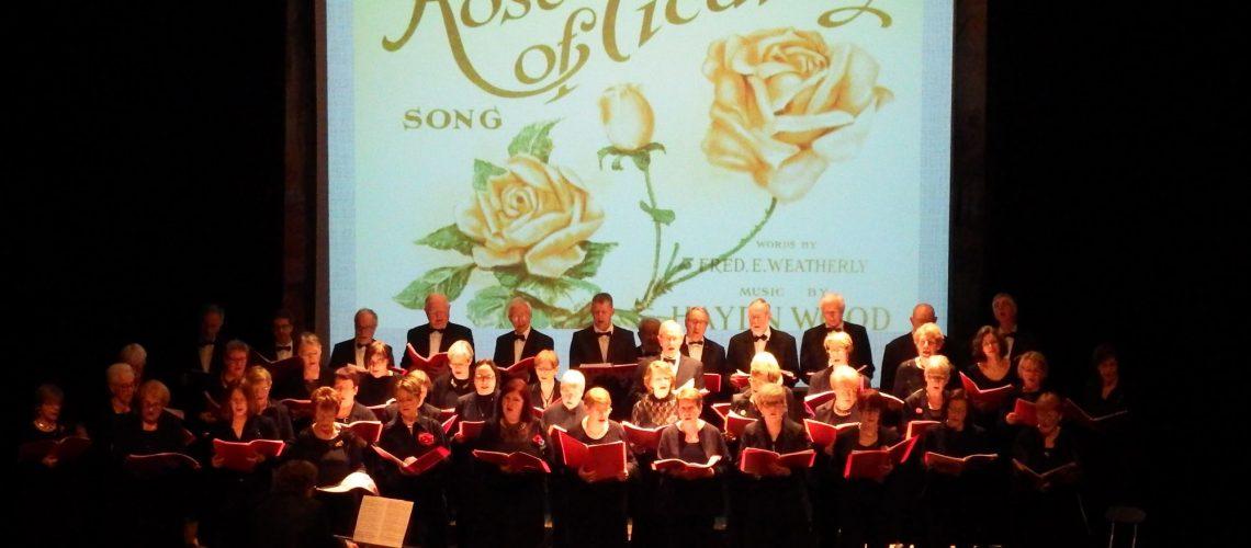 Concert commémoratif Doullens 2018