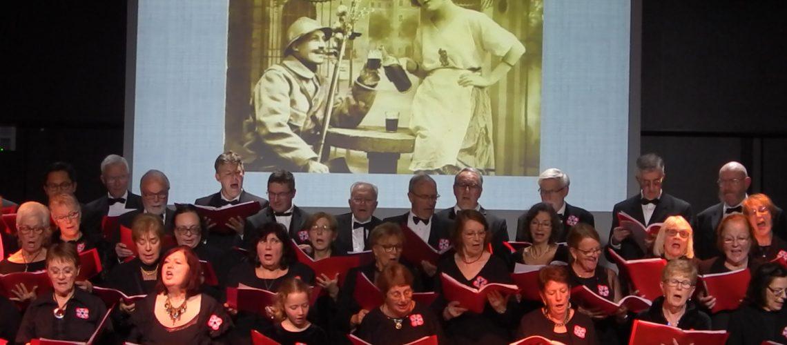 Concert commémoratif Rivery novembre 2018